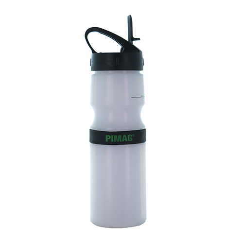 A product image of PiMag® Sports Bottle with white background