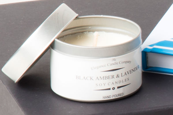 Soy candle product image